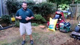 GrowinGreen Lawn Care - Fall Overseeding