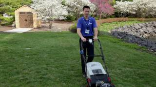 Tips For a Better Yard: Mowing and Edging
