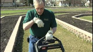 Spring Lawn Care Tips- Mowing, Aeration, and Power Raking